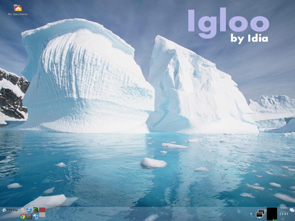 Idia Igloo Screenshot